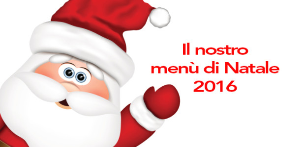 Menù di Natale 2016